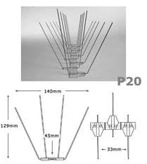 Bird Spike P20 (50 metre pack)