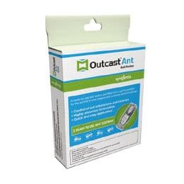 Outcast® Ant Bait Stations - 3 Ready To Use Bait Stations