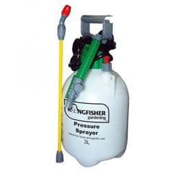Silverfish Treatment Pressure Sprayer 5 Ltr
