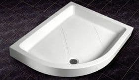 1200mm x 800mm Offset Quadrant Shower Trays
