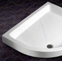800mm x 800mm Quadrant Shower Trays