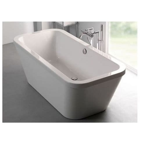 Carron Halcyon Square Freestanding Bath 1750 x 800mm