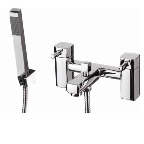 Jupiter San Marino Chrome Bath & Shower Filler 1178-CR