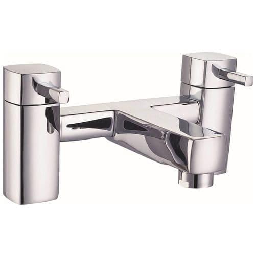 Jupiter San Marino Chrome Bathroom Bath Filler Tap