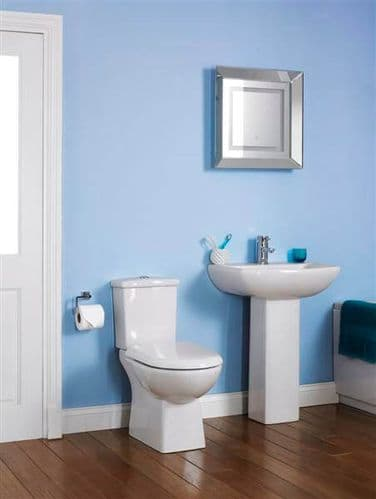 NUIE Asselby Four Piece Bathroom Suite