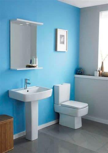NUIE Bliss Four Piece Bathroom Suite