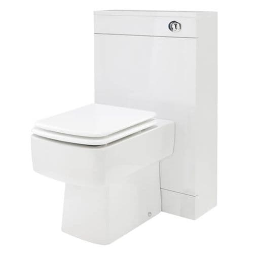 NUIE Furniture Range Tribute Back To Wall Toilet FPA009/CBL006/NCH198