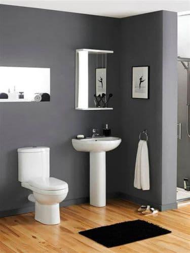 NUIE Ivo Four Piece Bathroom Suite