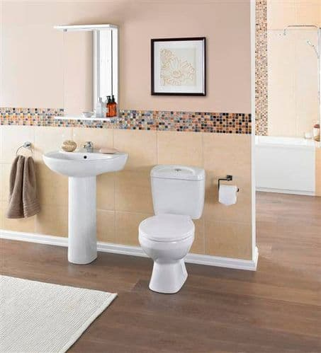 NUIE Melbourne Four Piece Bathroom Suite