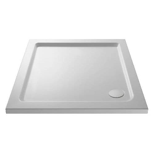 Premier Pearlstone Square SlimlineShower Tray 1000 x 1000mm