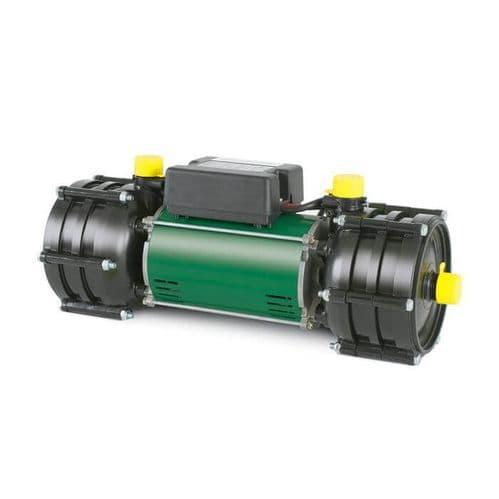 Salamander RP100PT Twin Impellor Positive Head Shower Pump 3.0 Bar