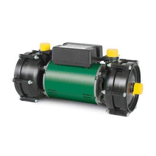 Salamander RP75PT Twin Impellor Positive Head Shower Pump 2.2 Bar