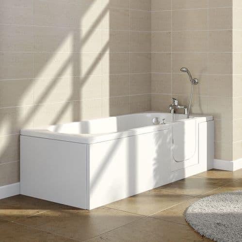 Avrail Right Hand Walk In Bath 1700mm x 700mm