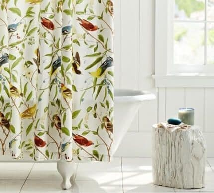 Bathroom Shower Curtains: Take a Bath with Class