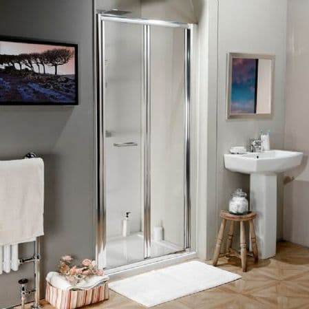 Bi Fold Shower Doors