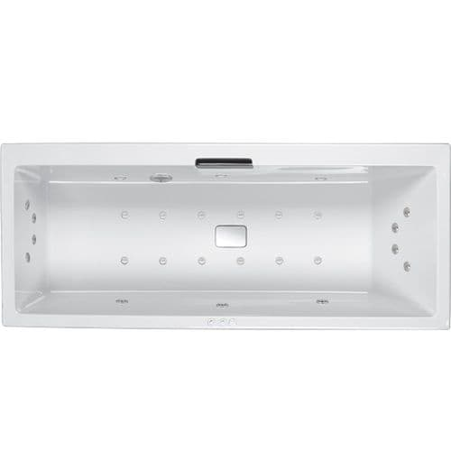 Carron 1700mm x 700mm Right Hand Celsius SE Single Ended Encore Whirlpool Bath 14 Jets