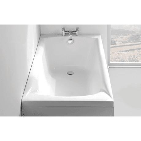 Carron Delta Single Ended Bath 1500mm x 700mm