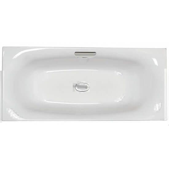 Carron Echelon Duo Double Ended Bath without Tap Ledge 1700 x 750mm