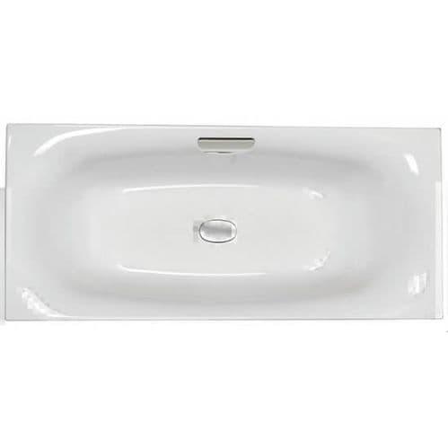 Carron Echelon Duo Double Ended Bath without Tap Ledge 1800 x 800mm