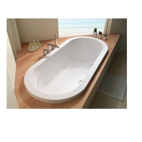Carron Halcyon Inset Bath 1750 x 800mm