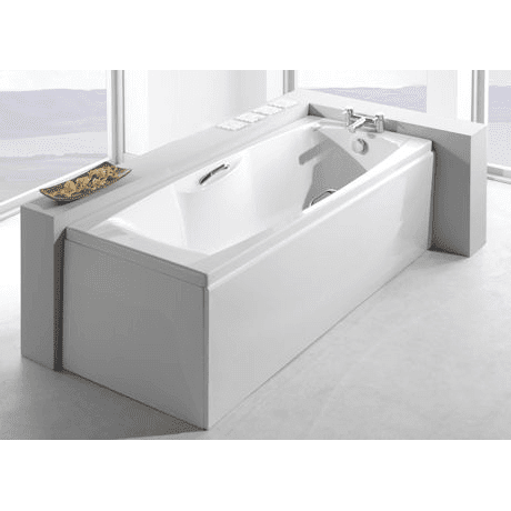 Carron Imperial Twin Grip Single Ended Bath  1700 x 700mm