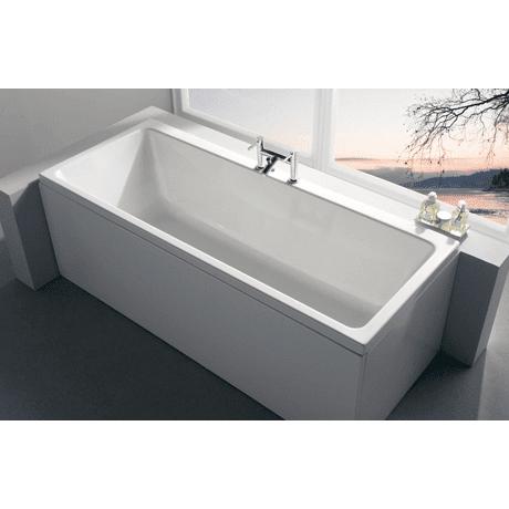 Carron Quantum Duo Double Ended Bath 1700 x 750mm