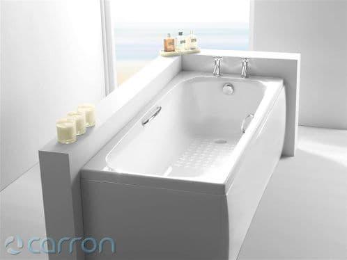 Carron Swallow Twin Grip Single Ended Bath 1800 x 700mm