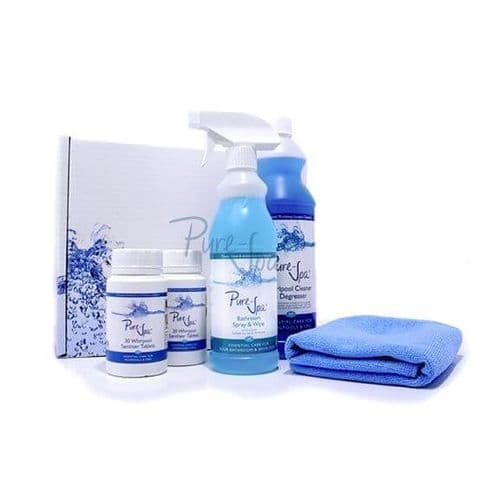 Complete Whirlpool Care Kit