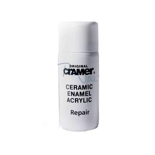 Cramer Ceramic, Enamel & Acrylic Repair 50ml Spray - Edelweib Matt 010