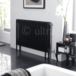 Designer Black Radiators