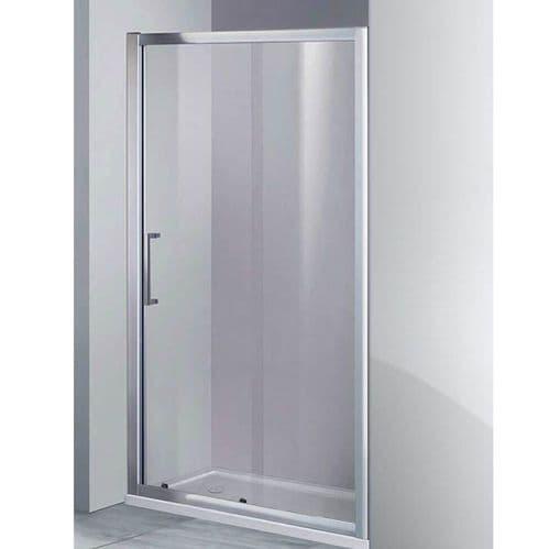 Elite 1000mm Sliding Shower Door 8mm Glass