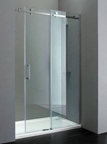 Elite 1400mm Frameless Sliding Shower Door 10mm Glass