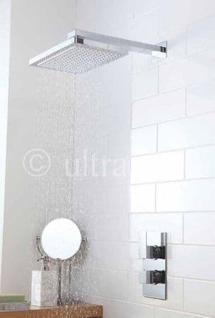 Home Of Ultra Fixed Shower Heads & Arms