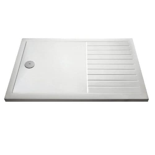 Home of Ultra Walk In Shower Tray 1400 x 900mm