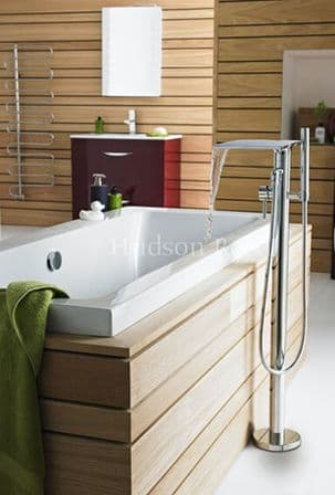 Hudson Reed Freestanding Bath Fittings and Taps