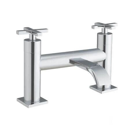 Jupiter Apex Chrome Bath Filler Tap TF7705