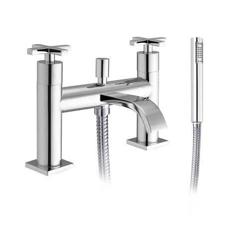 Jupiter Apex Chrome Bath Shower Mixer - TF7701