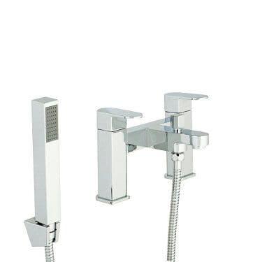 Jupiter Bangor Chrome Bath Shower Mixer