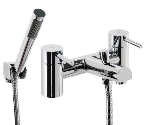 Jupiter Bolton Chrome Bath Shower Mixer DAL002