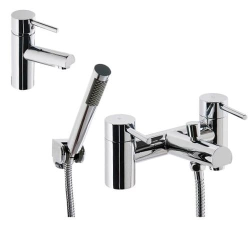 Jupiter Haze Chrome Mono Waterfall Tap Basin Mixer Bathroom Tap From Jt Spas