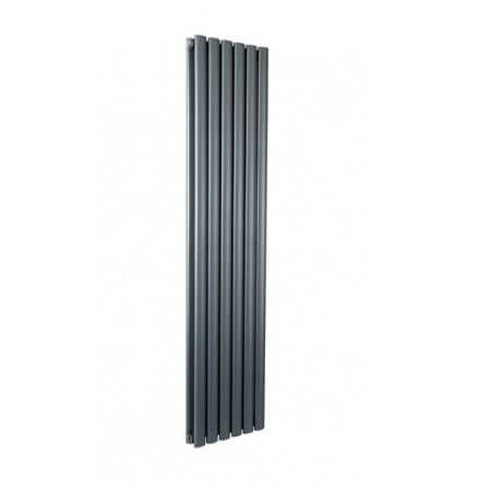 Jupiter Celsius Anthracite Vertical Designer Radiator L 1800mm x W 236mm