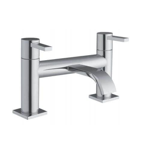 Jupiter Clove Chrome Bath Filler Tap TF7602