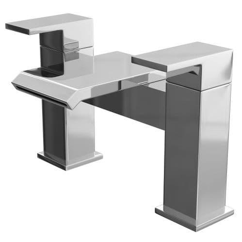 Jupiter Colraine Waterfall Bath Filler Mixer Tap Deck Mounted FAZ003