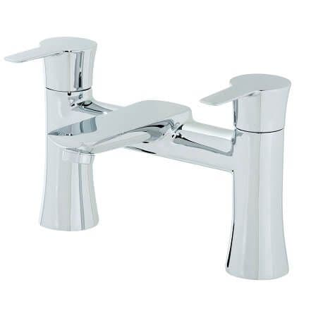 Jupiter Dublin Chrome Bath Filler Tap - PED003
