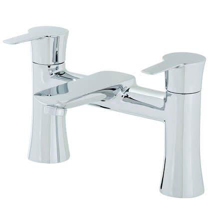 Jupiter Dublin Chrome Bath Filler Tap - PED003