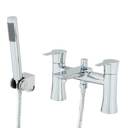 Jupiter Dublin Chrome Bath Shower Mixer - PED002