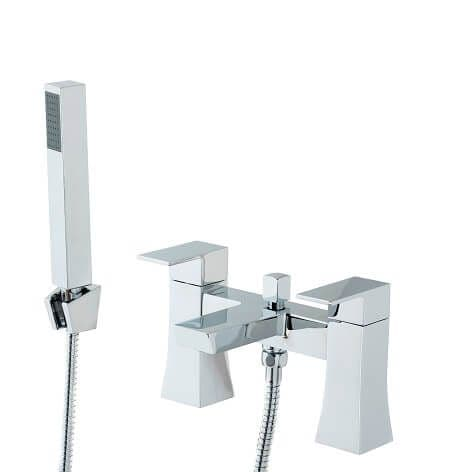 Jupiter Galway Chrome Bath Shower Mixer - CAR002