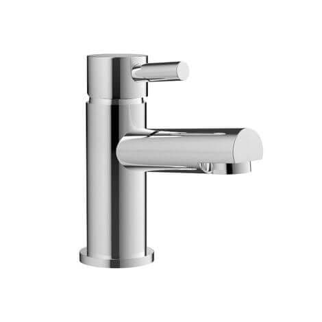 Jupiter Indigo Chrome Basin Mixer Including Pop Up Waste TF7502M