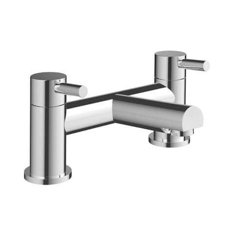 Jupiter Indigo Chrome Bath Filler Tap TF7505M