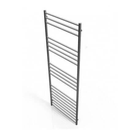 Jupiter Luxe Stainless Steel Vertical Designer Towel Rail Radiator L 1600mm x W 450mm